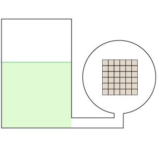 広島の新築・リフォーム・増改築「プレザーホーム」 加圧注入処理「①真空」