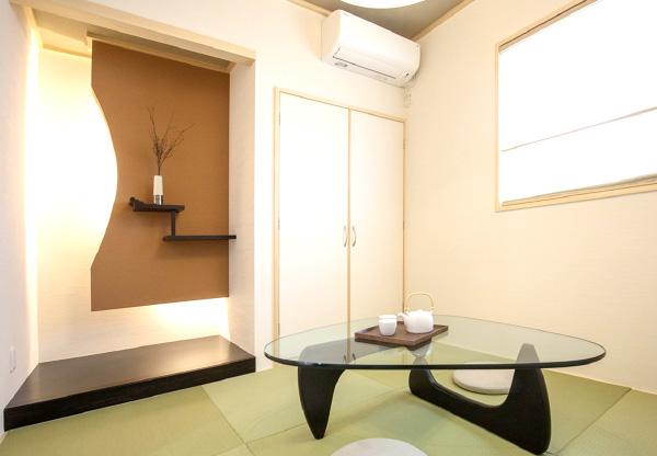 広島の新築・リフォーム・増改築「プレザーホーム」 商品「BEARLIFE ベアライフ」内装2